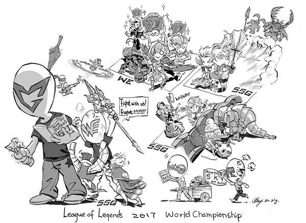 动漫 简笔画 卡通 漫画 手绘 头像 线稿 600_436