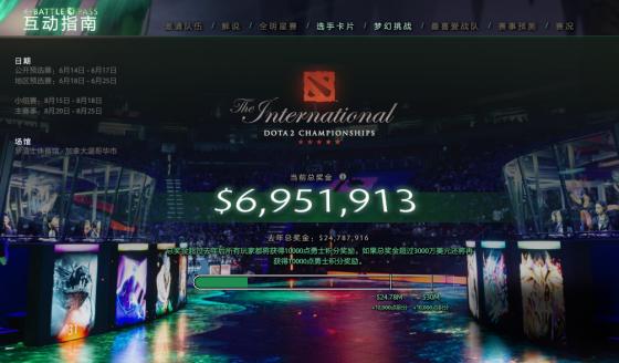 TI8总奖金将突破700万,外国网友感叹当你有中国土豪朋友