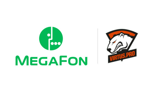 VP战队与俄罗斯移动通信运营商MegaFon达成合作