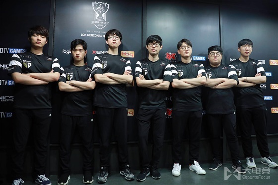 韩国网友评Gen三比零KZ:KZ太菜,SKT带着Blank都还打到了第五局