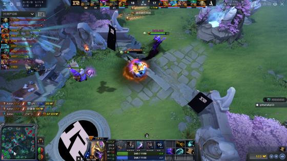 Team Aster轻取RNG,距离杀入吉隆坡Major只差一步
