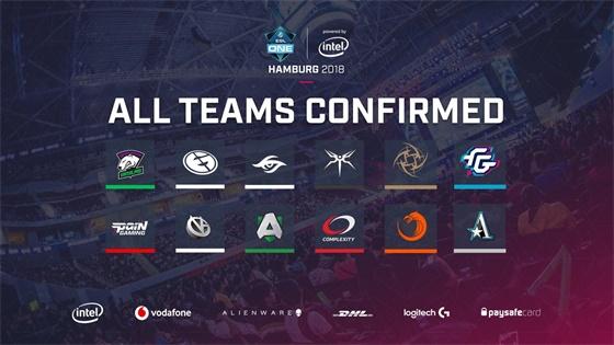 ESL ONE汉堡10月23日开战,TNC弃赛选择WESG