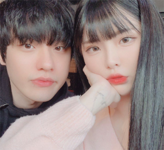 Mystic再成宠妻狂魔,社交网站晒恩爱照