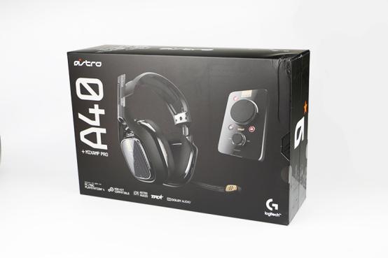 家用机&PC双修 Astro A40 Mixamp Pro游戏耳机评测