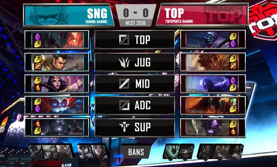 TOP讓一追二逆轉SNG,晉級NEST決賽