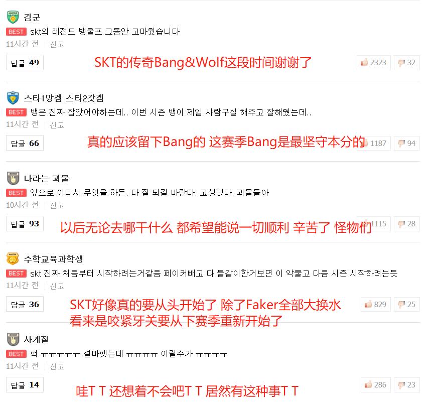 韩网友热议SKT重组:会成为失败的CJ还是成功的三星