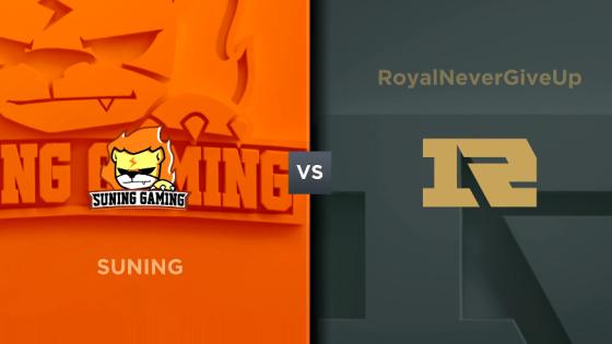RNG新赛季首秀惨败,0比2不敌SN战队