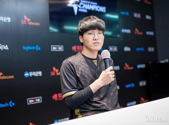 Gen.G三连胜赛后采访,辅助Kellin:我们好好努力的话能击败T1