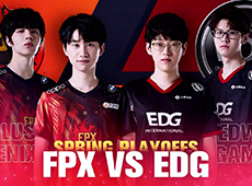 "Doinb""飞雷神""阿卡丽单杀Scout,FPX 3-2险胜EDG挺进决赛!"